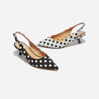 hotwind 热风 女士时尚单鞋 H35W9510  04白色 37
