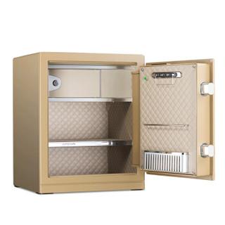 艾谱(AIPU)FDG-A1/D-100LR 灵睿系列全钢入墙 电子密码保险箱