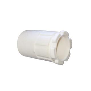 语塑 PVC管材管件 电工管件及线盒 杯梳DN32 工程款XG0504  100只装CCJC