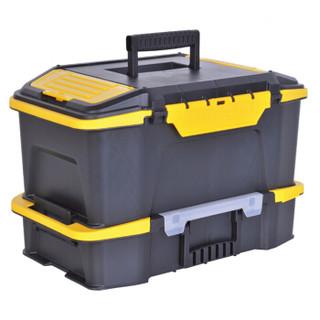 史丹利(STANLEY)双向开塑料工具组合箱20英寸 STST19900-8-23