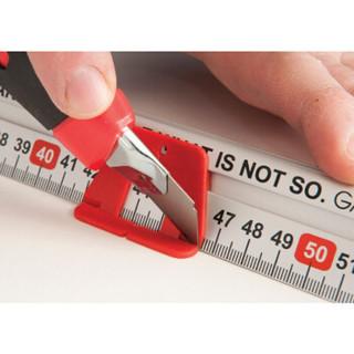 KAPRO 313-60cm 以色列开普路多功能标注尺测量尺水平尺三角形尺体DIY尺高精度测量工具60厘米(厂商直送)