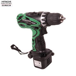 日立 HITACHI 电动工具充电钻充电式镍镉电池起子机电钻螺丝批螺丝刀 DS9DVF(出厂配置)