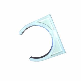 语塑 PVC管材管件 电工管件及线盒 迫码(U型卡)DN16  工程款XG1101  150只装CCJC