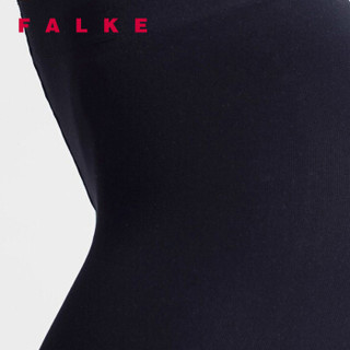FALKE 德国鹰客 Warm Deluxe TI系列 锦纶 80D厚不透明哑光连裤袜丝袜 marine(蓝色) S-M 40112-6179