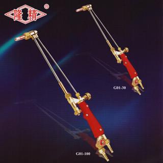 隆精工具射吸式割炬G01-30型/G01-100型/G01-300型/G01-30型/G01-100型 0001 G01-30型