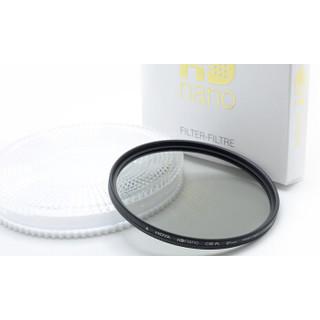 保谷(HOYA)uv镜 滤镜 67mm HD nano CIR-PL 高清纳米镀膜超薄偏振镜