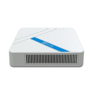 海康威视萤石家用poe监控设备套装8路 商用高清室外监控器 1路1080P摄像机套装 1T硬盘N1P
