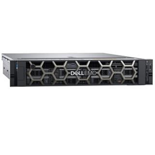 戴尔(DELL)PowerEdge R740机架式服务器主机(铜牌3106/无内存/无硬盘/H730-1G/495W双电/导轨)三年质保