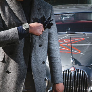 AGELOCER 艾戈勒 2102A9 男士石英手表