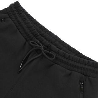 LI-NING 李宁 AKLN671-3 韦德系列 男 卫裤 标准黑 S码