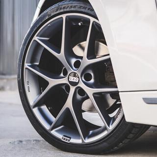 BBS 轮毂 奥迪/福特/奔驰/西雅特/斯柯达/大众 SR004 17英寸 7.5*17 亚光钛色