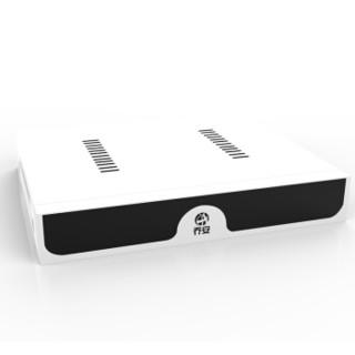 乔安JOOAN JA-8104  4路POE网络硬盘录像机 H.265 1080P数字高清NVR 监控设备套装主机