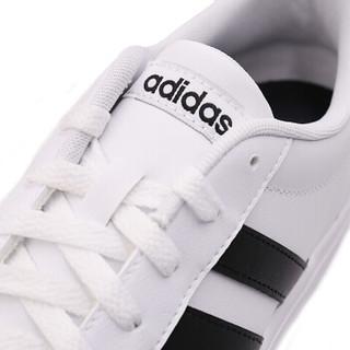 adidas 阿迪达斯 NEO 男子 运动休闲系列 DAILY 2.0 运动 休闲鞋 DB0160 43.5码 白色 UK9.5码