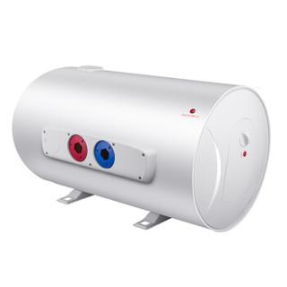 TCL F60-WA2T 60升电热水器 快速加热 PS防护系统 增容活水洗澡 家用速热预约储水
