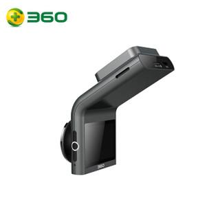 360行车记录仪 G300P 远程监控 行车轨迹 迷你隐藏 高清夜视 无线测速电子狗一体 含16G存储卡