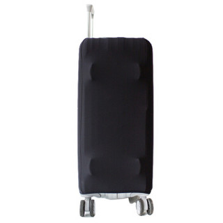 星月蓝 弹力行李箱保护套旅行箱防尘罩袋拉杆箱套加厚耐磨 L(适合26-28寸行李箱)