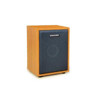 暴享 (BAOX)BM-210笔记本台式电脑通用音响立体声2.1组合音响低音炮 多媒体音箱木质音箱