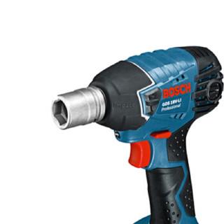 博世(Bosch)GDS 18V-Li 锂电充电式冲击扳手机(含两电一充)/台