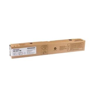 夏普(SHARP)原装MX-23CTBA黑色墨盒适用2018UC/2318UC/2638/3138NC墨粉盒 MX-23CT-BA黑色