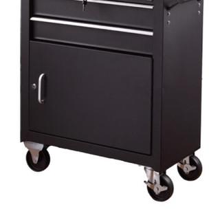 史丹利(STANLEY)2层抽屉带门工具车工具柜94-540-2-23