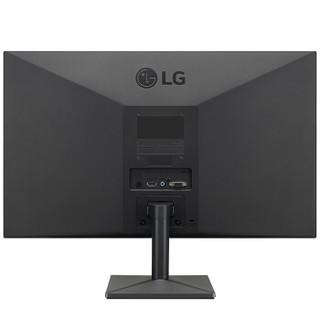 LG 乐金 24MK400H 23.5英寸显示器 1920×1080 TN 75HZ-120HZ