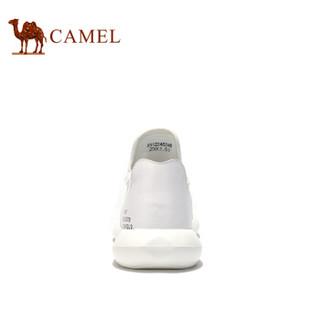 CAMEL 骆驼 时尚百搭休闲运动鞋男 A912246240 白色 41