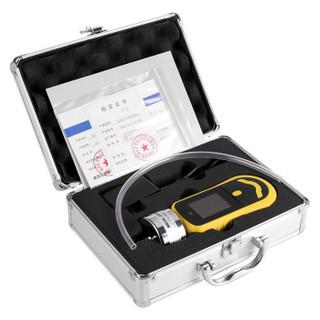 爱德克斯 泵吸式四合一气体检测仪可燃氧气一氧化碳硫化氢有毒气体探测器 泵吸式四合一(进口传感器)