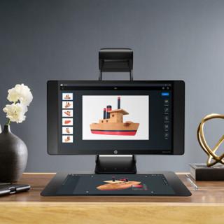 惠普(HP)Sprout Pro G2 21.3英寸一体式触控3D扫描工作站(i7-7700T 16G 512GSSD Win10 Pro 三年上门)
