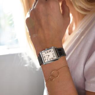 AGELOCER 艾戈勒 寇德克斯系列 3402D2 女士石英手表