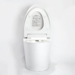 裕津 HSPA 智能马桶一体机坐便器双喷头节水防臭自动冲水烘干洁身器HA-6005/400坑距