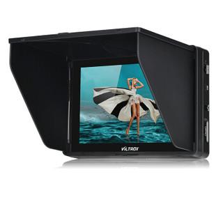 唯卓 VILTROX DC-70HD高清7寸导演4K监视器显示器 单反摄影摄像HDMI视频显示屏 分辨率1920*1200