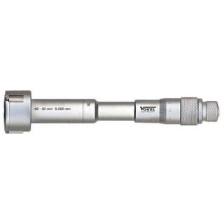德国沃戈耳(德国VOGEL) 23 230437 三爪内径千分尺    200-225mm 钢制