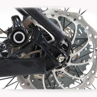 喜德盛山地自行车侠客900单盘11速禧玛诺M8000单车油压碟刹变速车4培林花鼓 深蓝绿