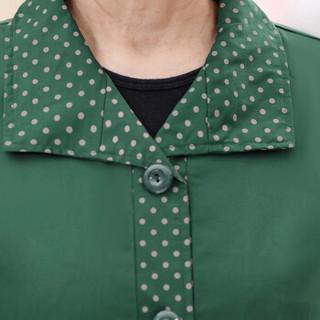 维迩旎 2018秋装新款中老年女装马甲外套坎肩老人奶奶背心百搭 MMTH2594 红色 XL