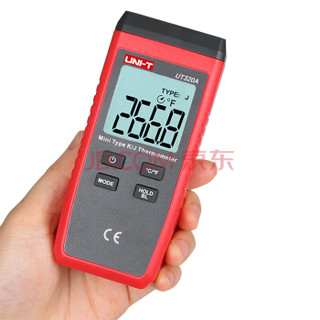 优利德(UNI-T)UT320A 接触式测温仪