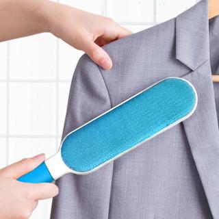京惠思创 JH8919 家用衣物静电除尘刷干洗刷毛呢毛呢大衣刷毛器衣服宠物去毛刷除毛刷吸毛刷粘毛器