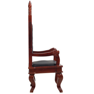 驰界(chijie)实木法官椅 审判椅子 法庭专用椅 法官椅现货审判长椅
