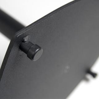 狄分尼提(Definitive Technology)ProStand 600/800 音响 音箱 ProCinema系统安装配件 落地支架一对 黑色