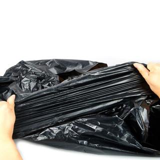 冰禹 BY-625 垃圾桶 塑料 长方形弹盖 厨房 酒店 环保户外 翻盖 专用垃圾袋 50个/包 40/60L垃圾袋