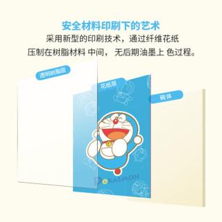 五和(WUHE)哆啦A梦儿童碟子可爱卡通防摔婴儿辅食餐具DL-D2016