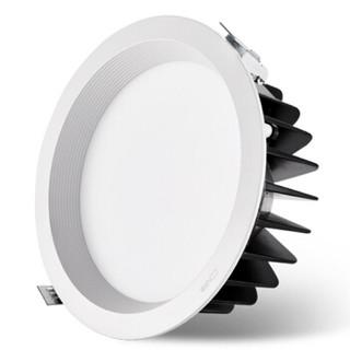 西顿(CDN)LED筒灯工装客厅走廊天花灯CEA1601嵌入式18W白3000K开孔145mm