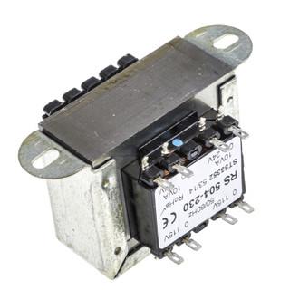 欧时RS Pro变压器504230 20VA 2输出 底盘安装变压器 115V ac 230V ac输入 24V ac输出 1