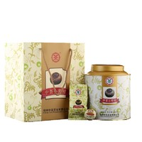 中茶 小青柑 梧州六堡茶黑茶 特级茶礼盒装 300g *3件