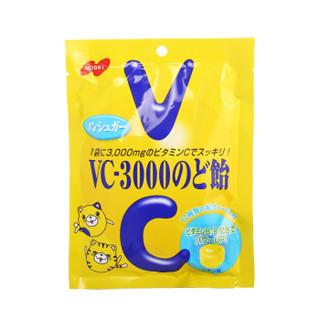 NOBEL 诺贝尔 VC-3000维生素润喉糖 90g 袋装