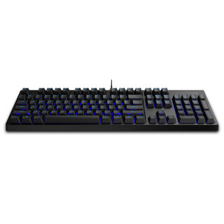 RAPOO 雷柏 V808 机械键盘(Cherry红轴、PBT、背光)