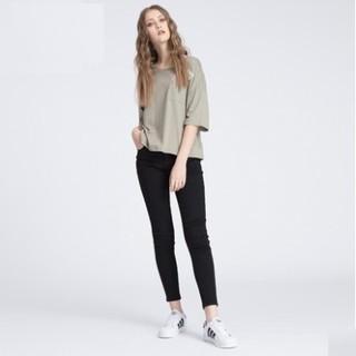 Baleno 班尼路 28811921 女士显瘦牛仔裤