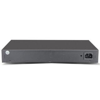 华为(HUAWEI)S1724G-AC 24口全千兆企业级以太网络交换机 即插即用 适用企业/监控网络分流器