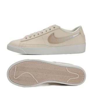 NIKE 耐克 女子 板鞋/复刻鞋 W BLAZER LOW LX 运动鞋 AV9371-100 白色 38.5码
