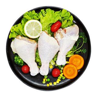 凤祥食品 琵琶腿1kg 出口日本级 鸡大腿炸鸡腿肉 烧烤食材卤味卤煮食材 清真食品