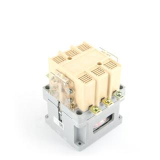 泰力CJ20-63A交流接触器线圈电压接触式继电器银触点家用380V